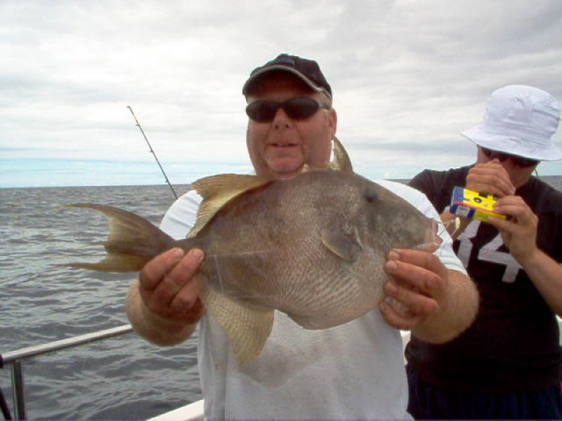 триггер рыбалка